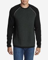 Eddie Bauer Men's Talus Textured Crewneck Sweater