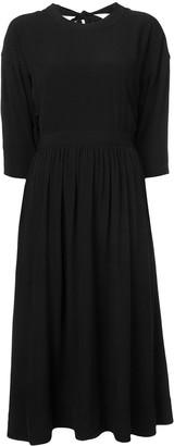 Rosetta Getty balloon sleeves dress