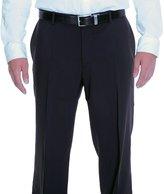 Ralph Lauren Classic Fit Solid Flat Front Washable Dress Pants