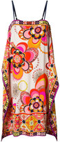 Trina Turk scarf print dress - women - Silk - XS