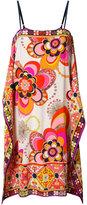 Trina Turk scarf print dress