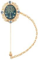 Dolce & Gabbana pin brooch
