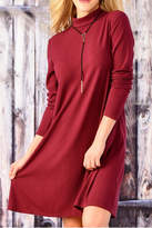 Charlie Paige Long Sleeve A Line Dress