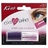 Kiss Strip Eyelash Lash Clear Adhesive 0.21 fl oz