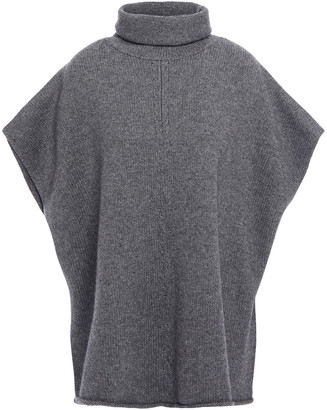 Joseph Wool And Cashmere-blend Poncho