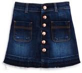 DL1961 Girls' A Line Denim Skirt - Sizes 2-6