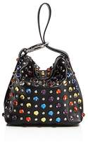 Studio 33 Jewel-Studded Mini Bag