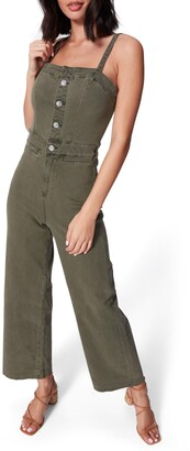 Paige Anessa Culotte Jumpsuit