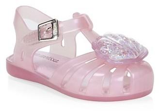 Mini Melissa Baby's Girl's Little Girl's Aranha XII Shell Shoes