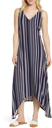 Tommy Bahama Anoche Stripe Maxi Dress
