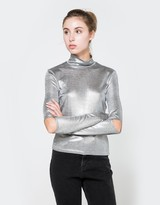 Cheap Monday Rock Top in Silver