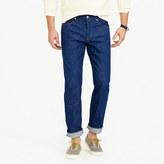 J.Crew Wallace & Barnes straight-leg jean in American indigo denim