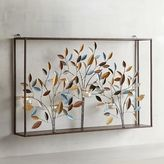 Pier 1 Imports Metal Tree Frame Sconce