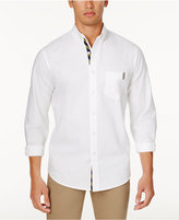 Club Room Men's Classic-Fit Solid Shirt, Only at Macy's