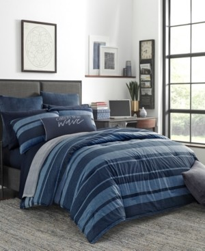 Nautica Longpoint Twin Extra Long Comforter Set Bedding