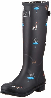 Joules Women's Welly Print Boot