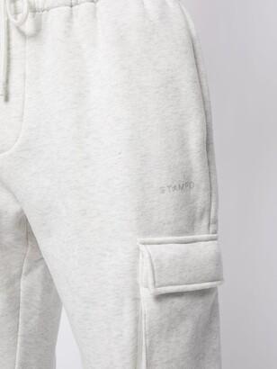 Stampd Slim-Fit Drawstring Track Pants