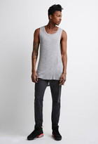 Forever 21 FOREVER 21+ Garment-Dyed Chino Joggers