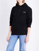 The North Face Drew Peak cotton-jersey hoody