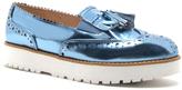 Qupid Light Blue Newbie Loafer