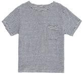 Morley Sale - Fred Striped Linen T-Shirt
