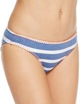 Splendid Chambray Retro Bikini Bottom