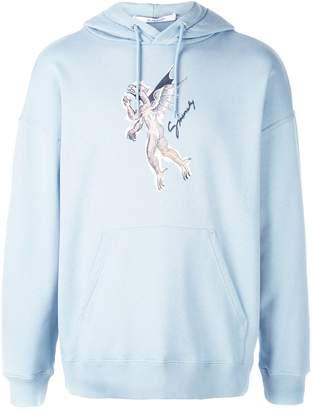 Givenchy angel print hoodie