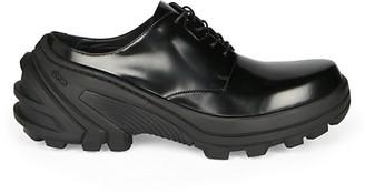 Alyx Lug Sole Leather Derby Shoes