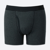 Uniqlo MEN Supima Cotton Striped Boxer Briefs