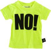 Nununu Short Sleeve 'NO!' Tee