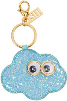 Sophie Hulme Ssense Exclusive Blue clive At Night Keychain