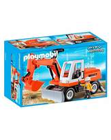 Playmobil Construction Rubble Excavator