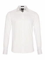 Oxford Beckton French Cuff Shirt Wht X