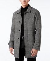 MICHAEL Michael Kors Men's Slim-Fit Glen Plaid Overcoat