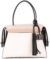 Tod's small Twist bowler tote - women - Calf Leather - One Size
