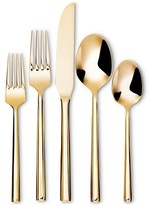 Threshold Izon Flatware Set 5-pc. Stainless Steel Gold