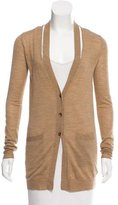 Vera Wang Lightweight Wool Cardigan