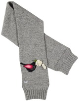 D&G LNBA46-LK038 Scarf (3-24 Months) (Grey) - Accessories