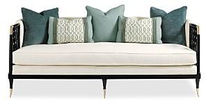 Caracole Lattice Entertain You Sofa
