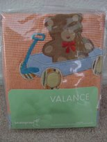 Beansprout Bean Sprout Toyland Window Valance