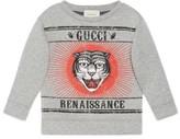 Gucci Boy's Tiger Graphic Sweatshirt
