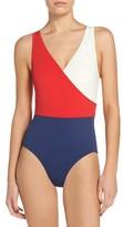 Solid & Striped Women's Ballerina One-Piece Swimsuit