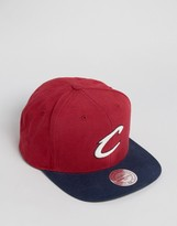 Mitchell & Ness Snapback Cap Cleveland Cavaliers