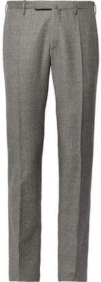 Incotex Slim-Fit Puppytooth Virgin Wool Trousers