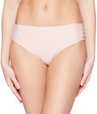 Next Women's Chopra Swimsuit Bikini Bottom Boot Camp Pink X-Large