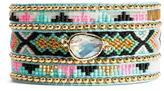 """Hipanema Multicolor Beaded Bracelet """"Amy Twin"""""""