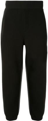 Blackbarrett Side Stripe Track Pants