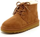 UGG Neumel Genuine Sheepskin Lined Boot (Toddler & Little Kid)
