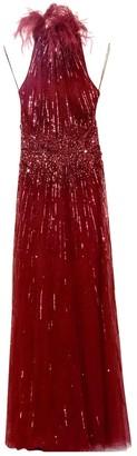 ZUHAIR MURAD \N Red Silk Dress for Women