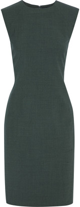 Theory Classic Power Wool-blend Dress